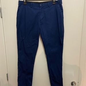 Other - Men's 36 waist chino pants blue. Paul Costello